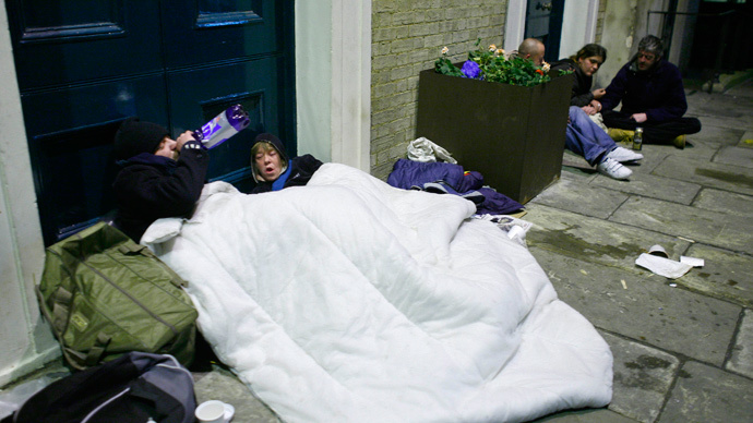 ​'Criminalizing homelessness': Anger against Hackney Council's rough sleeping ban grows