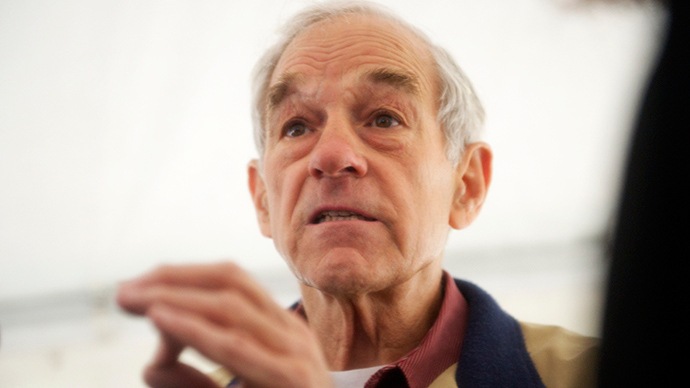 Former US Republican presidential candidate and Congressman,  Ron Paul (Reuters / Mark Makela)