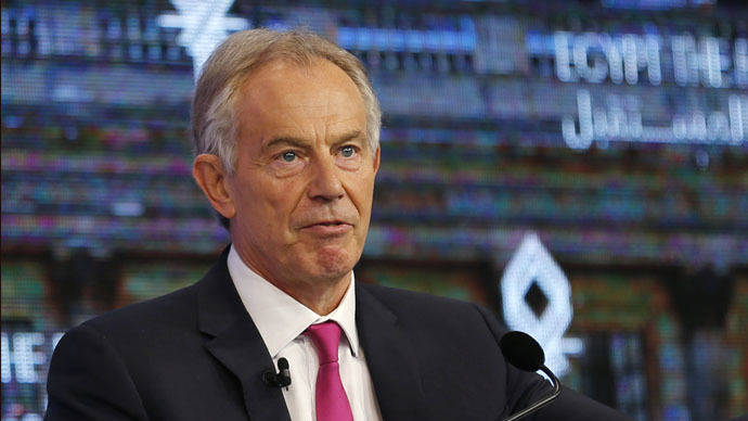 Tony Blair to head European council on anti-Semitism