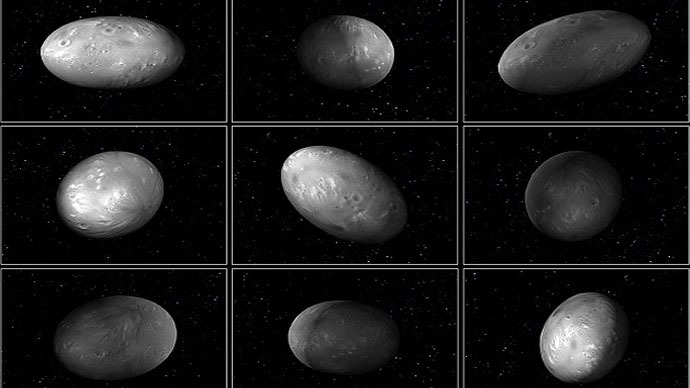 Cosmic chaos: Pluto's moons drunkenly dance around dwarf planet, study says