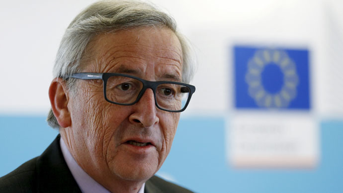 EU to lend Greece €35bn if it agrees to reforms – Juncker