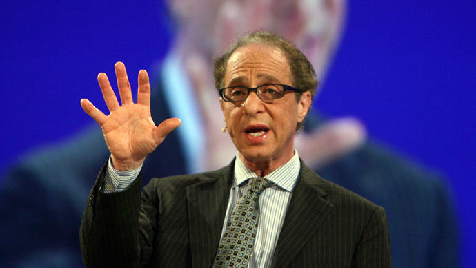 Inventor Ray Kurzweil (AFP Photo)