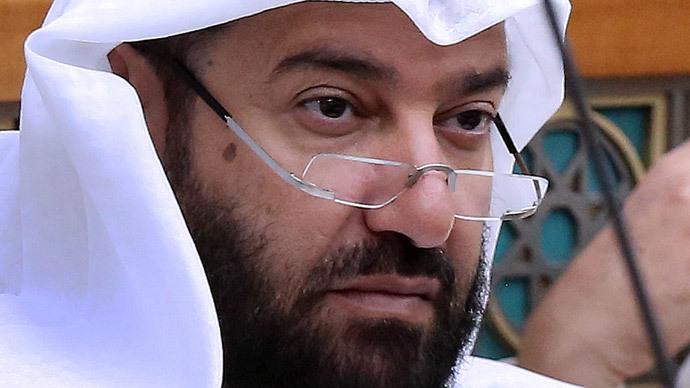Kuwait's Minister of Oil, Ali al-Omair.(AFP Photo / Yasser AL-Zayyat )
