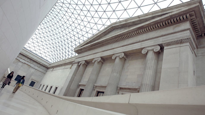 British Museum Protecting Stolen Syrian Artifact Until