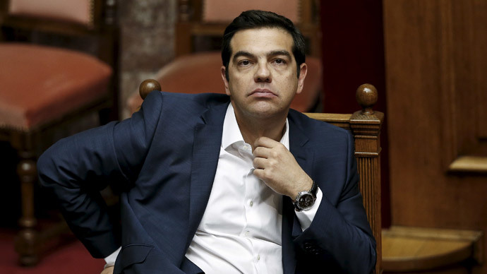 Greece will not accept 'absurd' proposal from Troika