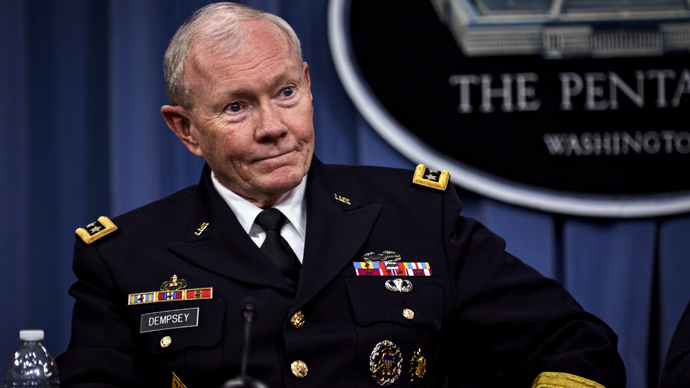 Putin intends to undermine NATO - Jt. Chiefs Chairman Dempsey