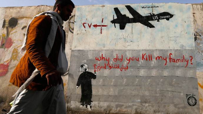 Families sue US govt, seek official apology over drone killings in Yemen