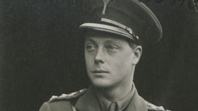 King Edward VIII (Photo from wikipedia.org)