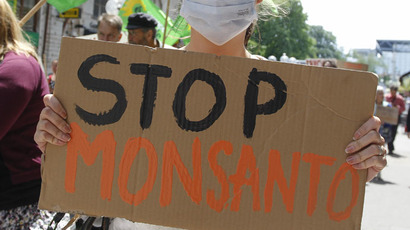 Monsanto plans 'corporate inversion' move to UK, wooed by Osborne's low taxes