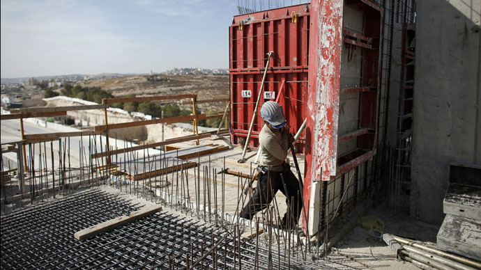 China forbids its construction workers from building Israeli settlements – report