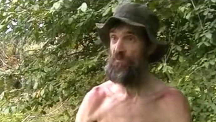 ​'Naked rambler' makes legal history, appears nude before judges