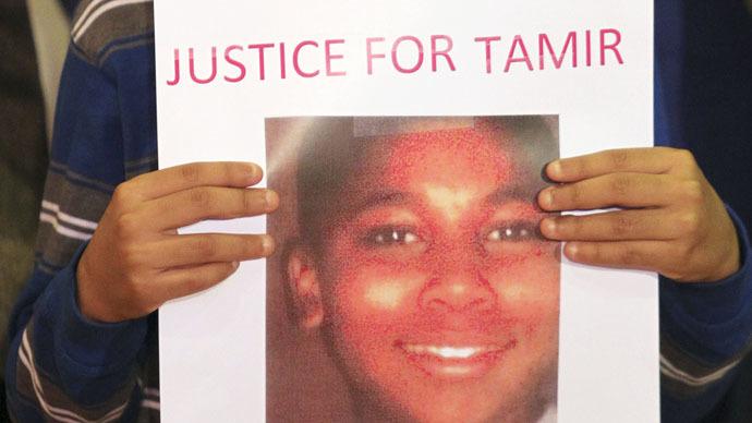 Tamir Rice (Reuters/Aaron Josefczyk)