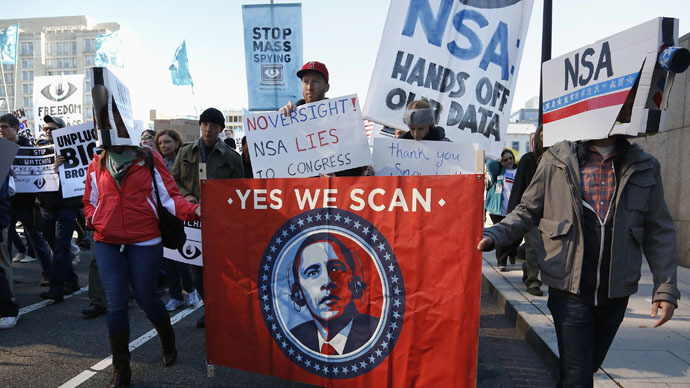 NSA spying may cost US companies over $35bn & do lasting harm to economy