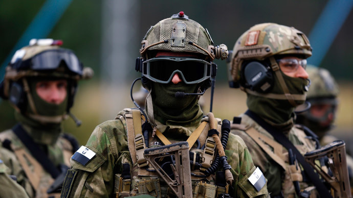 NATO starts 'very high readiness' force drills in Poland
