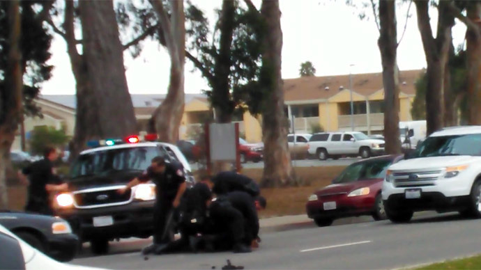 Video of Salinas cops brutalizing suspect looks 'horrific without context' – police chief
