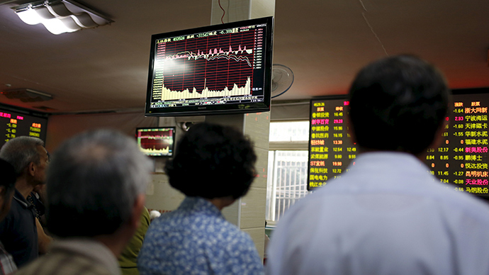 ​Chinese stock market bubble hits record $6.5tn – Bloomberg