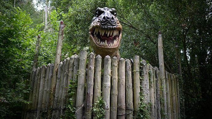 Tyrannosaurus Rex (Reuters / Vincent West)