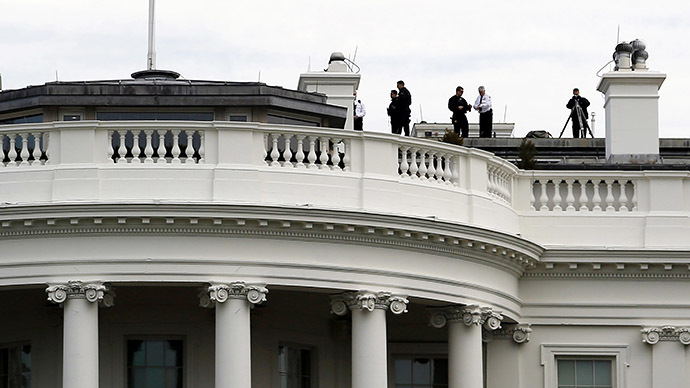 Dozens of Secret Service agents working at White House without clearance - report