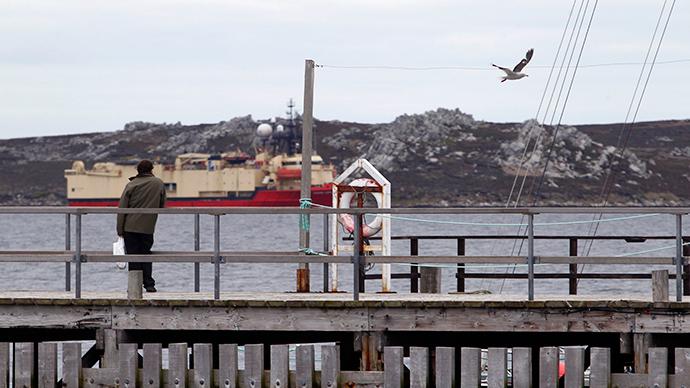 Falkland Islands (Reuters / Marcos Brindicci)