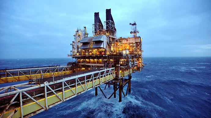 North Sea oil profit slump threatens projects
