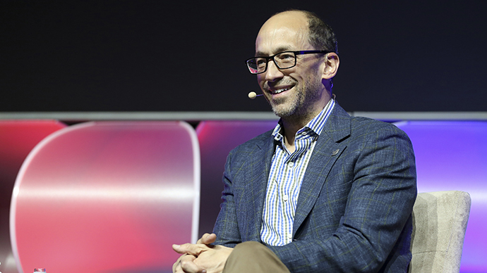 Twitter CEO Dick Costolo. (Reuters/Robert Galbraith)