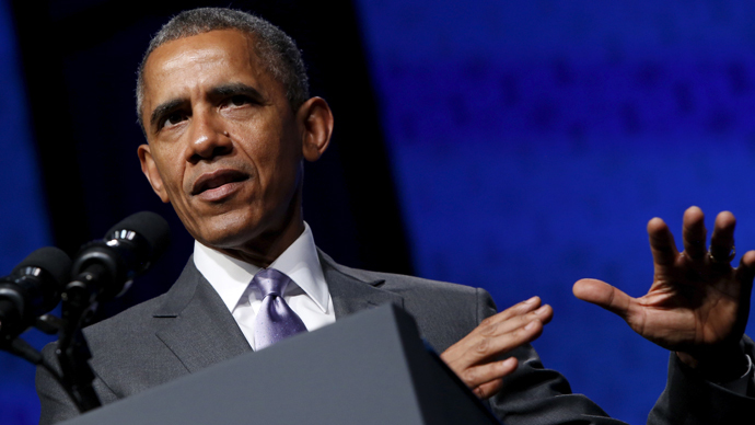 U.S. President Barack Obama (Reuters / Jonathan Ernst)