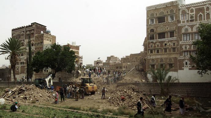 'Profoundly distressing': UNESCO condemns Saudi-led ...
