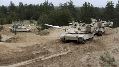 'Most aggressive since Cold War': Russia may beef up border if US arms stationed in E. Europe
