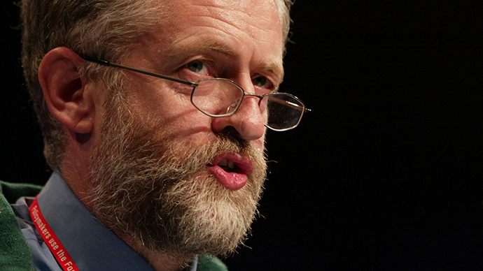 ​Anti-austerity candidate Jeremy Corbyn makes Labour Party leadership list