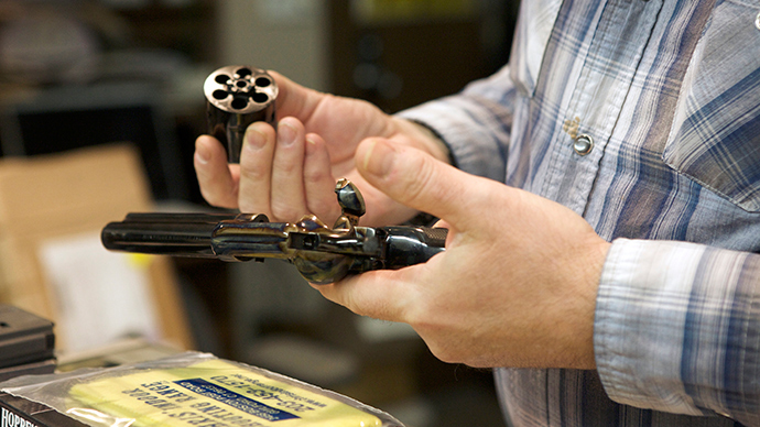 Legendary US Colt firearms maker files for bankruptcy protection to stay afloat