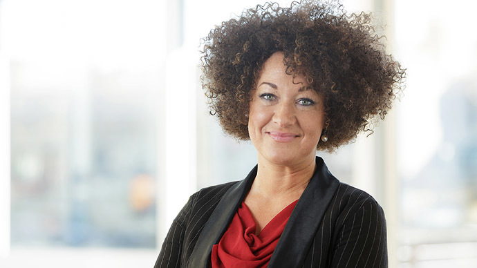 Rachel Dolezal. (AFP Photo/Youn Kwak)