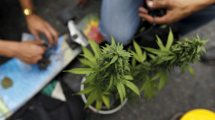 Legalization has no effect on teen pot use – study