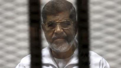 Egyptian court sentences ex-President Morsi to death in 2011 jailbreak case