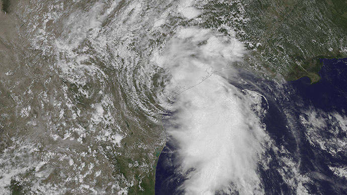 The perfect storm: 'Brown ocean effect' threatens disaster for Texas residents
