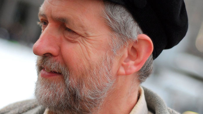 Labour MP Jeremy Corbyn (Photo from wikipedia.org)