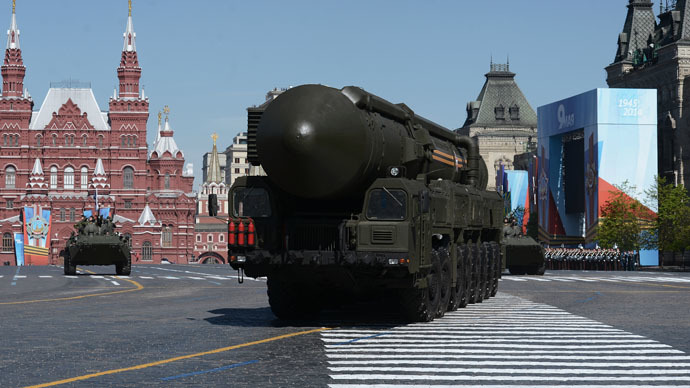 Russia has no plans for new arms race – Putin's aide