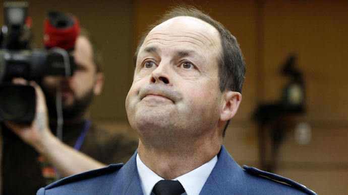Canada's Chief of Defence Staff General Tom Lawson (Reuters/Chris Wattie)
