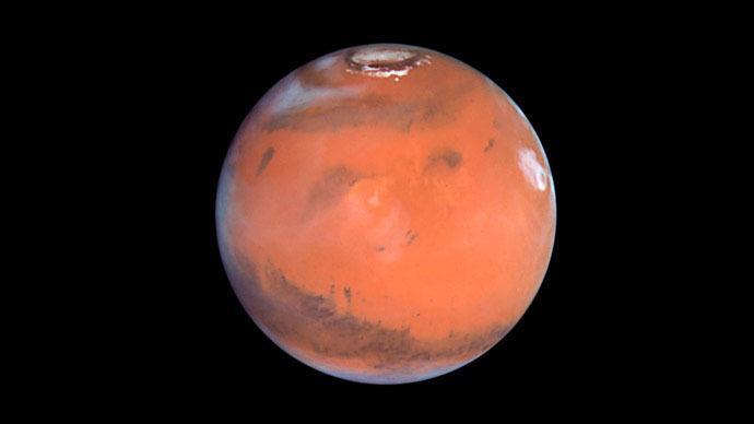 Mars planet (Reuters / NASA)