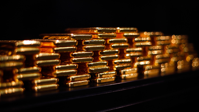 Texas establishes own gold depository independent of Federal Reserve