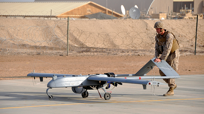 45 veterans sign letter urging drone pilots to stand down