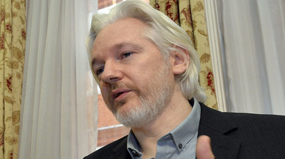 Assange calls Swedish prosecutors 'reckless' after Ecuador embassy interview falls through