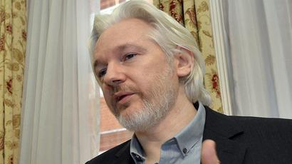WikiLeaks founder Julian Assange (Reutets / John Stillwell)