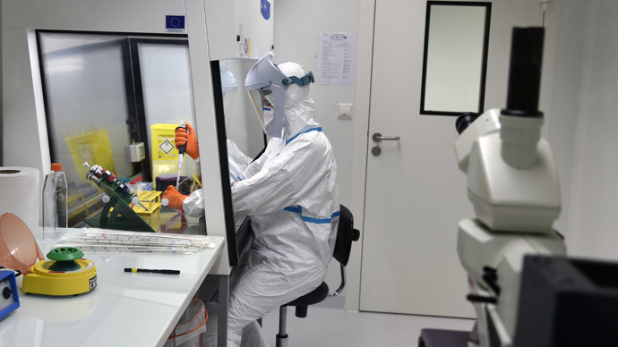 Army shipped live anthrax for 10 years, couldn't effectively kill bacteria - CDC
