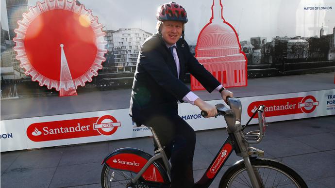 London mayor Boris Johnson (Reuters / Eddie Keogh)