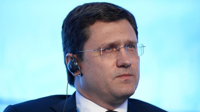 Aleksandr Novak (RIA Novosti / Maksim Blinov)