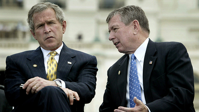 Bush-era officials can be sued for abuse of 9/11 detainees – court