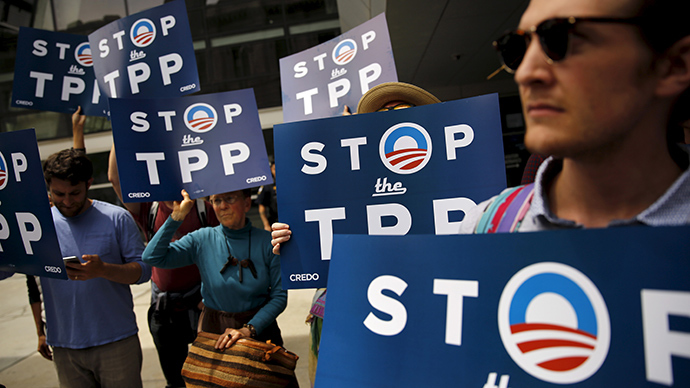 75% of Canadians have 'never heard of TPP' – poll