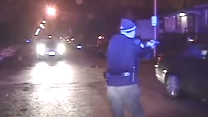 Video surfaces of Chicago cop shooting into car full of black teenagers
