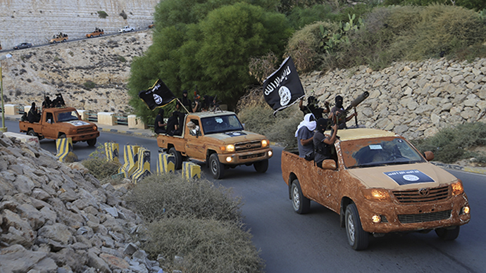 Careless ISIS use of Twitter & YouTube enables analysts to track militants' movements