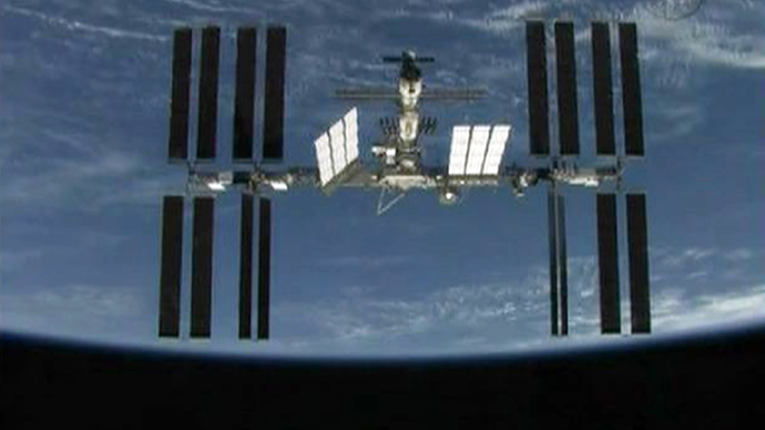 Orbital alert: Computer glitch activates alarm at Intl Space Station
